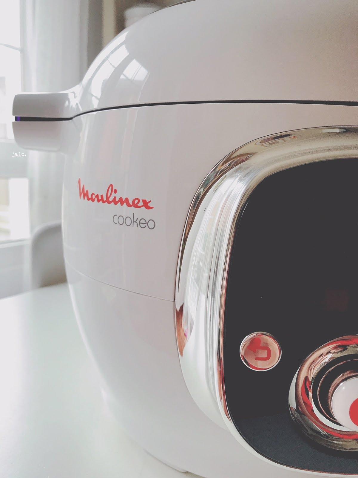 Jugando a las cocinitas robot cookeo de moulinex tu for Cocinar con cookeo