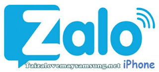 tai zalo iphone, donwload zalo iphone