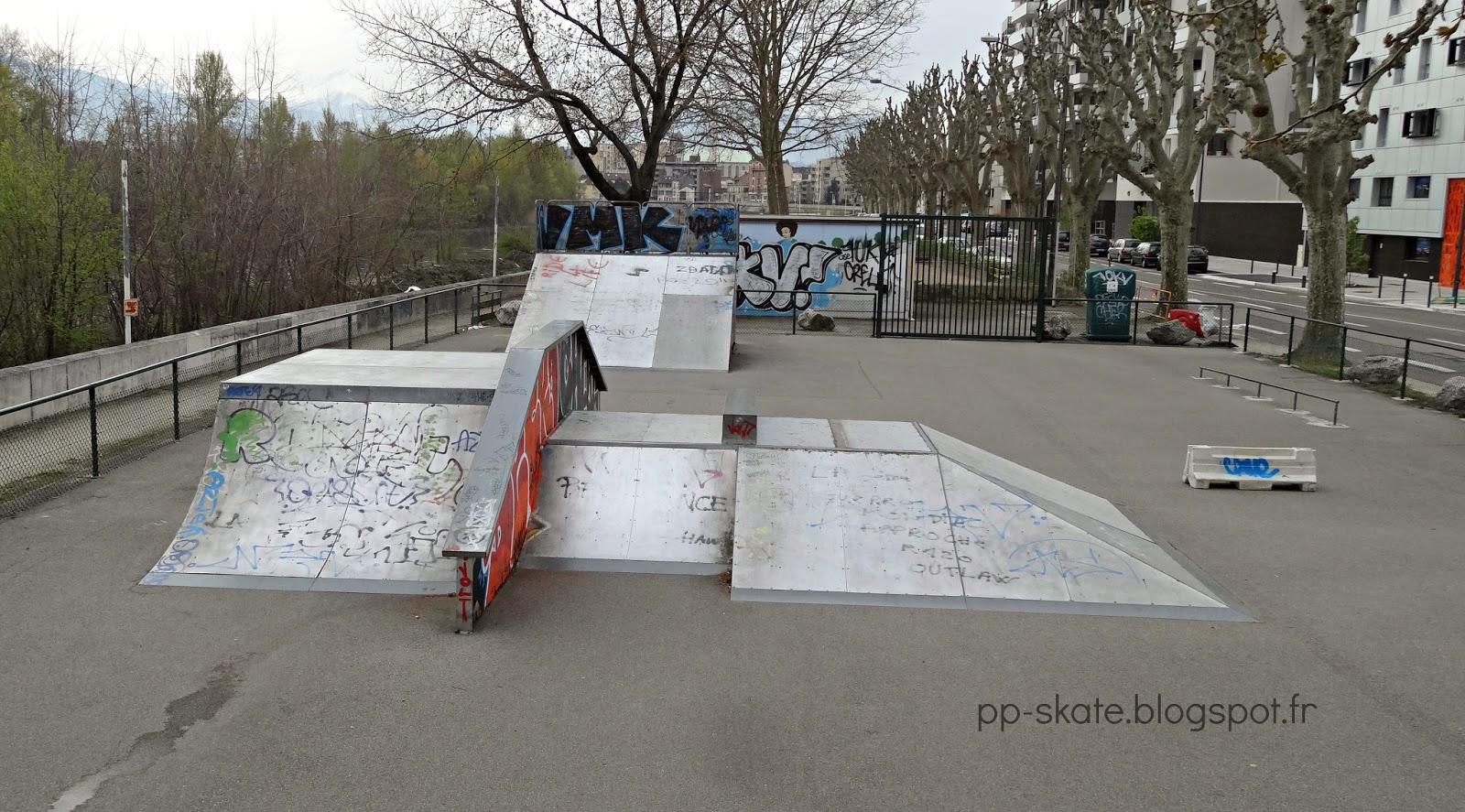 skatepark Grenoble