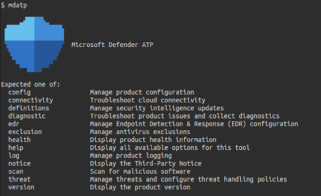 Microsoft Defender Advanced Threat Protection (ATP) para Linux!