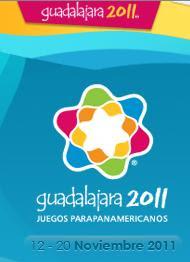 JUEGOS PARAPANAMERICANOS GUADALAJARA 2011