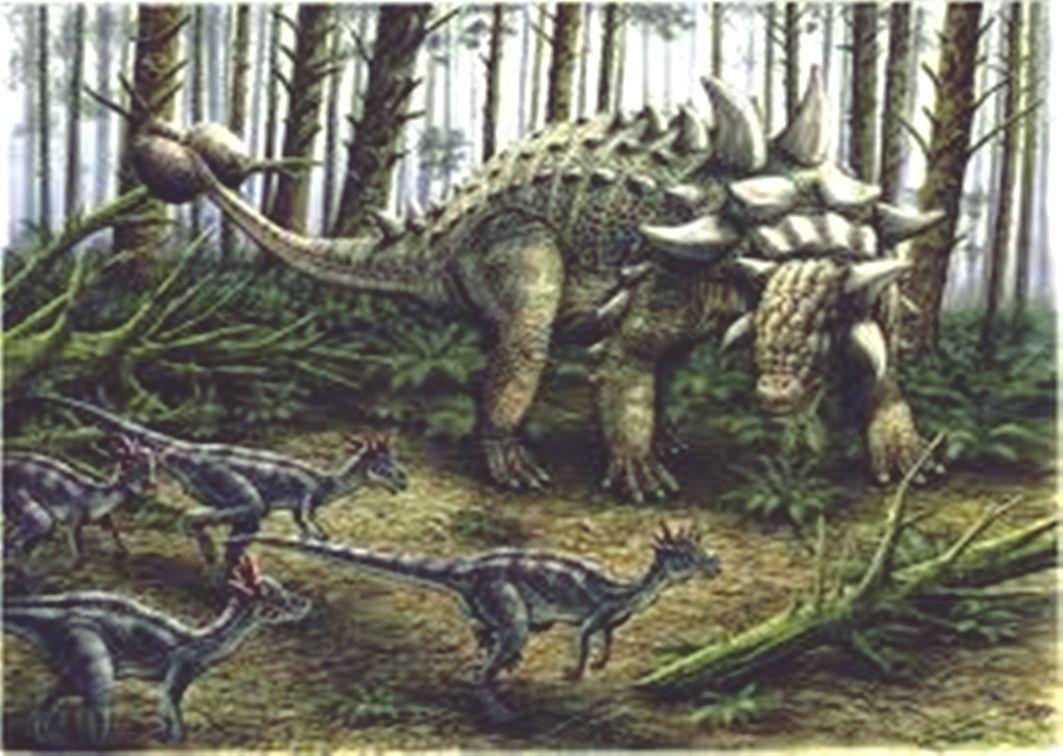 10 Dinosaurus Yang Dipercaya Masih Hidup Di Afrika