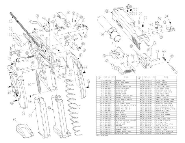 Pocket Guns and Gear: Another Boberg XR45-S Update