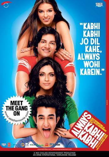 Always Kabhi Kabhi (2011) Movie Poster