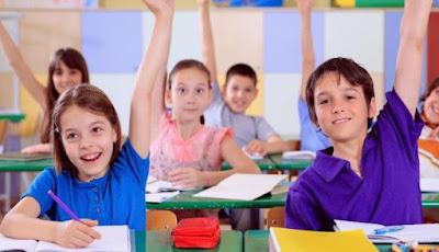 Kiat Sukses Belajar Pada Anak
