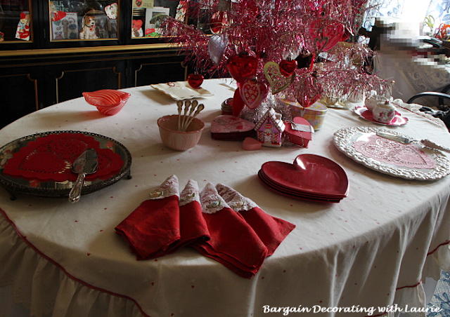 Tea Party for Valentine's Day