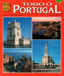 """Livro """"Todo o Portugal"""""""