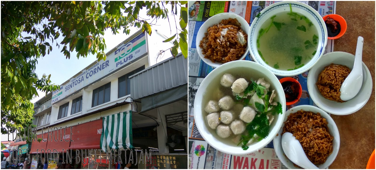 Editor Choice Top 5 Foods In Bukit Mertajam I M Shin May The Travel Lifestyle Girl