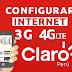 Claro Perú: Configurar APN Internet 3G/4G LTE Android 2018