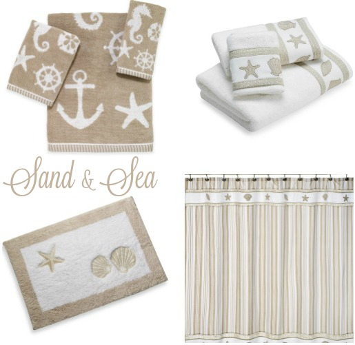 Sand and Sea Bath Collection