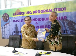 Launching S2 PGSD UMS dan PPG