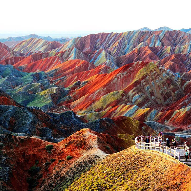 32 Stunning Places on Earth You Should Visit Before You Die - Gansu Province, China