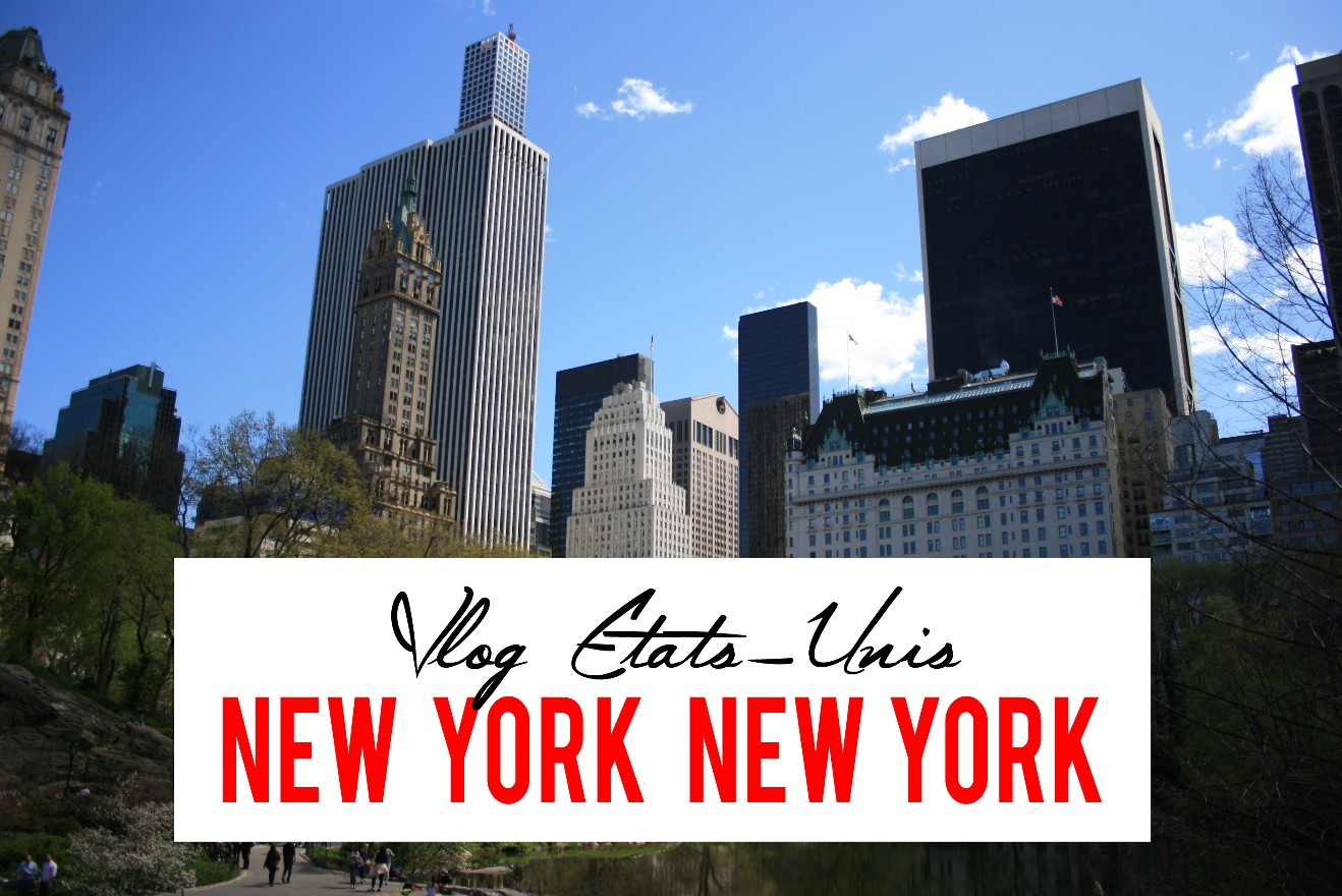 My Travel Background : USA VLOG #3 : New York
