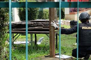 Polisi: Pelaku Bom Taman Pandawa Bandung Jamaah Ansharud Daulah