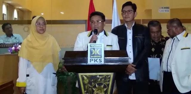PKS Optimistis Poros Ketiga Terwujud Bersama PAN dan PKB