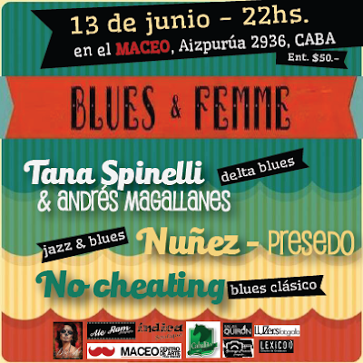 Country Blues en Argentina