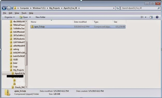 Oracle Blog : apex