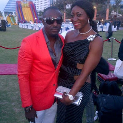 jim iyke's new girlfriend