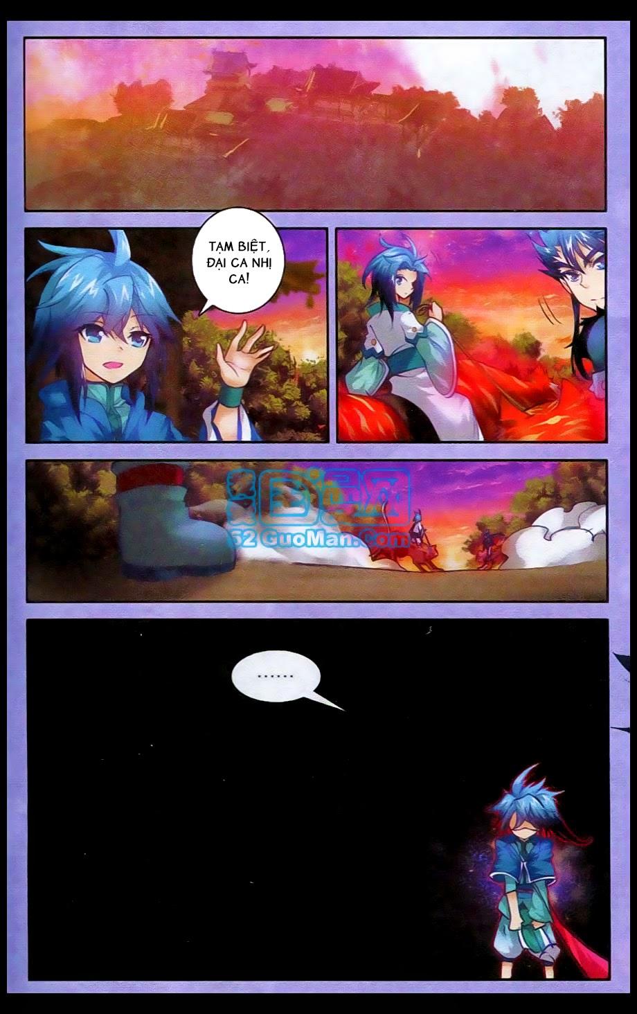 Tinh Thần Biến Chap 1 - Trang 21