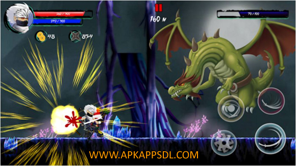Download Ninja Assassin Mod Apk v1.1.5 Android Full Latest Version 2017 Free