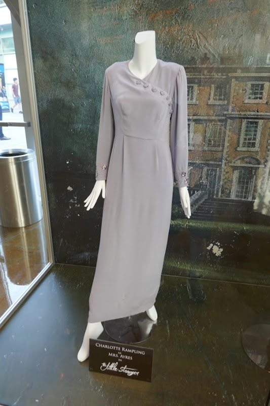 Charlotte Rampling Little Stranger movie costume