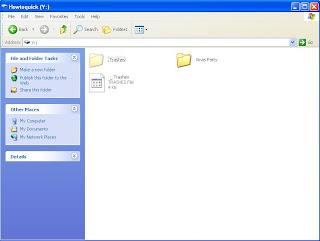 .thrashes folder