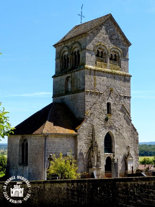 MEDONVILLE (88) - Eglise Notre-Dame