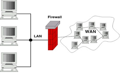 IPU BCA Semester 1 - Introduction To Computers and IT - LAN vs WAN