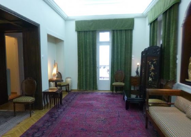 Ξενάγηση  στην Οικία Τέλλογλου το σπίτι των θησαυρών