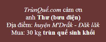 Trùn quế M'Drak - Đăk Lăk