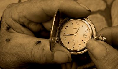 El tiempo pasa y no vuelve