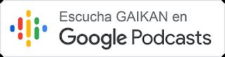 Escucha el podcast en Google Podcast
