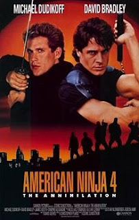 Sinopsis Film American Ninja 4: The Annihilation (1990)