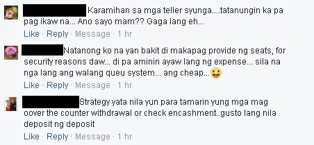 BDO Receives Complaints From Netizens; 'They Find Ways, But Couldn't Even Find Chairs.'
