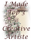 Top 3 Winner CREATIVE ARTIST