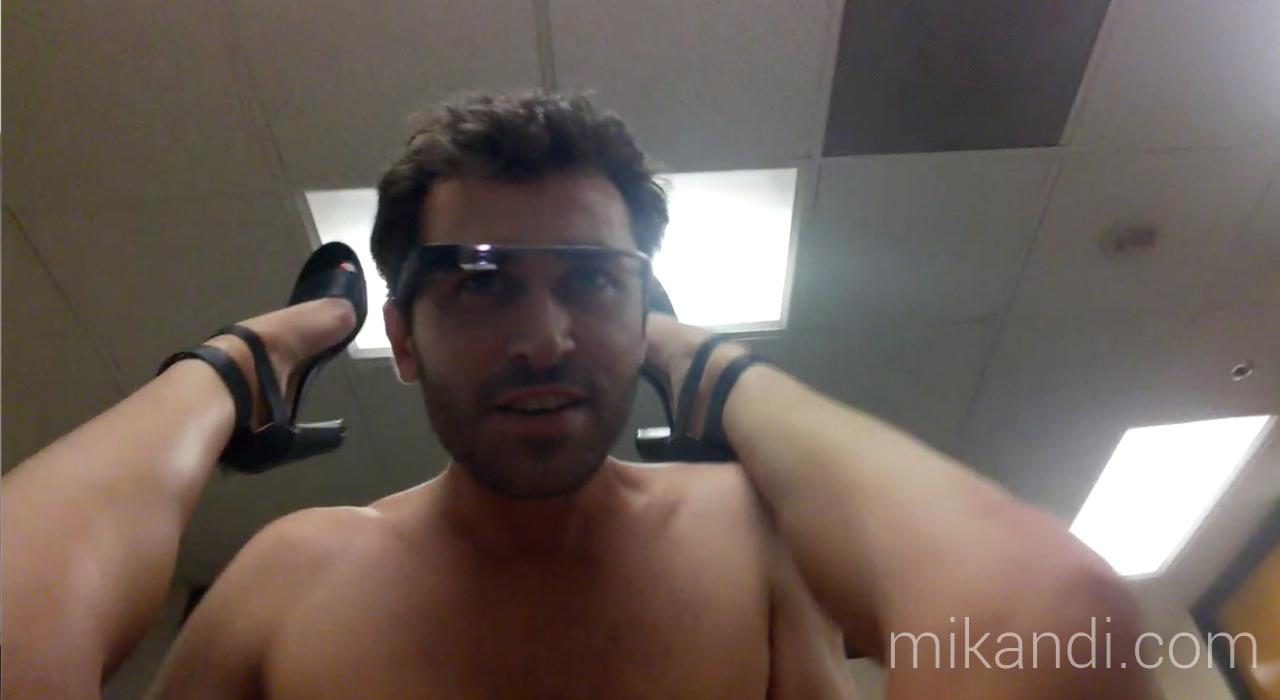 google glass porno