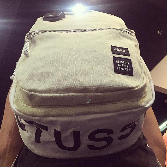 9bba1c6096ab Suite160 Las Vegas  Stussy x Herschel Supply Co. Backpacks