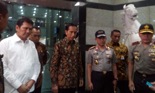 Jokowi Perintahkan Pecat Pelaku Pungli di Kemenhub