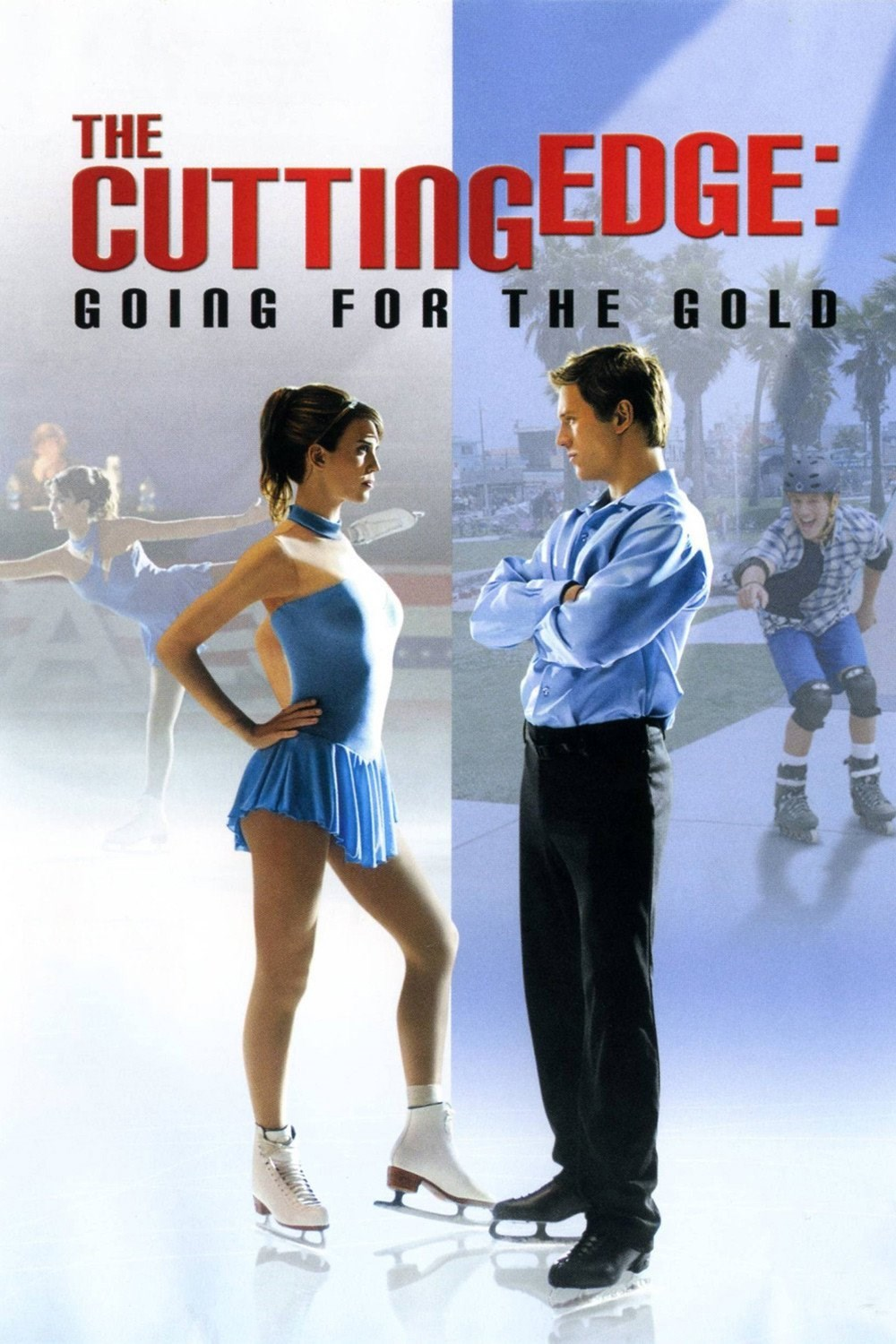 The Cutting Edge: Going for the Gold (2006) ταινιες online seires xrysoi greek subs