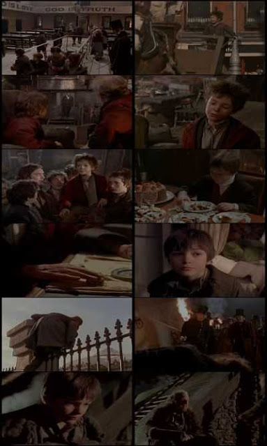 Oliver Twist (1997) Hindio Dubbed 300mb Dual Audio DVDRip 480P