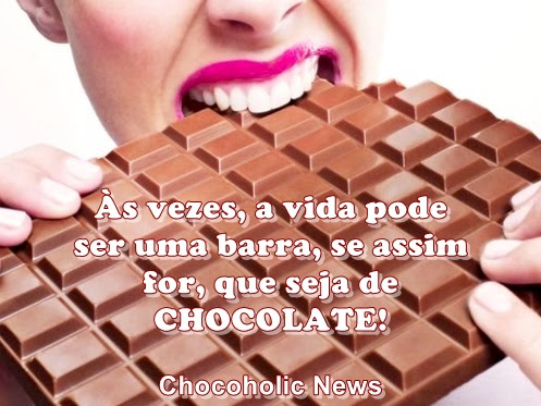 Vida: Barra de Chocolate