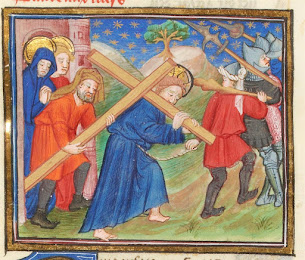 Stations of the Cross: The Second Station, Jesus Carries the Cross