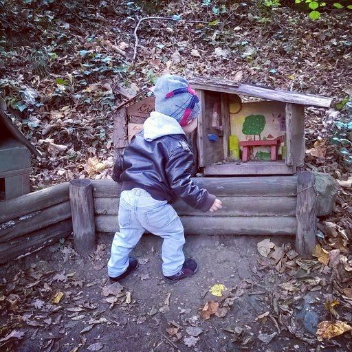 percorsi per bambini in natura