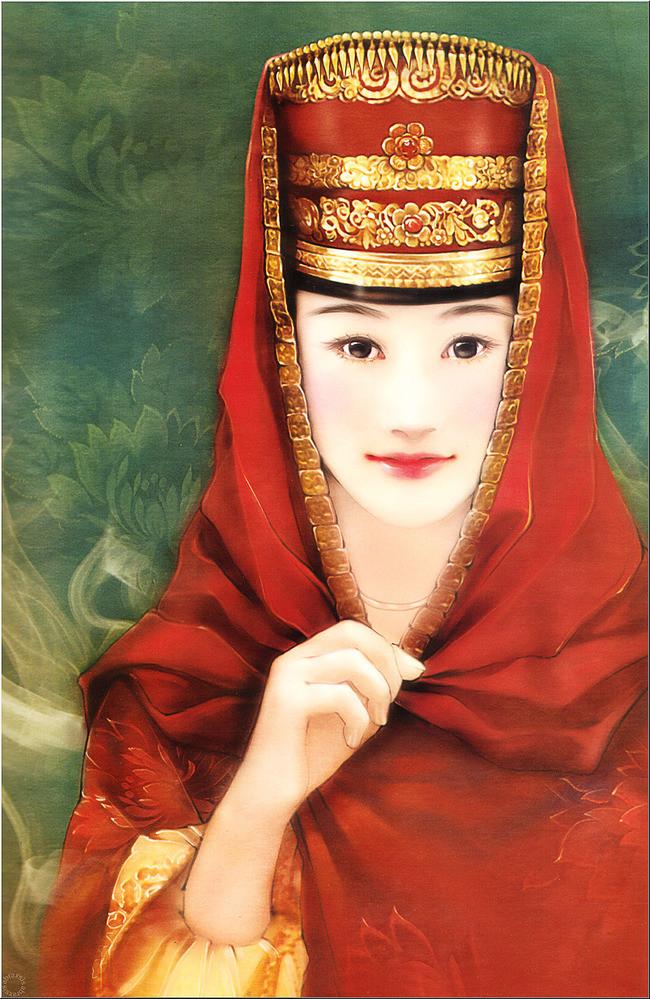Đại Minh Giang Hồ Trạch Nữ Ký