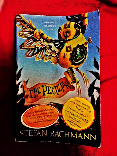 The Peculiar book cover