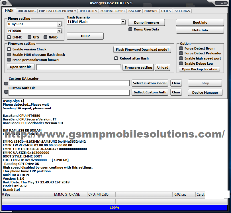 Itel A32f Firmware Stock Rom/Flash File Download - GSM NP
