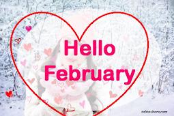 Kata Kata Ucapan Selamat Datang Bulan Februari Terfavorit