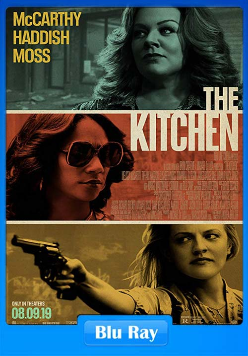 The Kitchen 2019 Hindi 720p BRRip Dual Audio x264 | 480p 300MB | 100MB HEVC