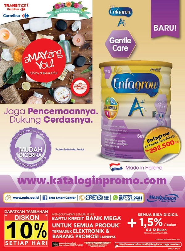 Katalog Promo Carrefour 27 April – 10 Mei 2016