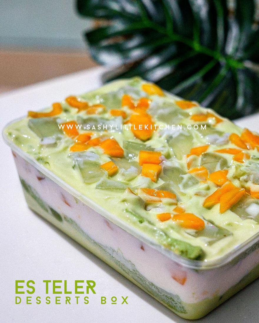 Es Teler Cake Gluten Free Sashy Little Kitchen Home
